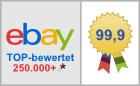 Ebay TOP-Bewertet